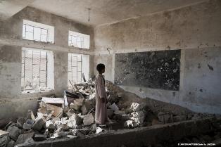 UNICEF: METÀ DEI BAMBINI IN SIRIA, CIRCA 4 MILIONI, SONO CRESCIUTI NON CONOSCENDO ALTRO CHE LA GUERRA