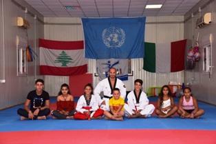 MISSIONE IN LIBANO: LO SPORT PER LA PACE E LA SOLIDARIETÀ