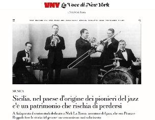 SICILIA: NEL PAESE D'ORIGINE DEI PIONIERI DEL JAZZ C'È UN PATRIMONIO CHE RISCHIA DI PERDERSI – di Valentina Barresi