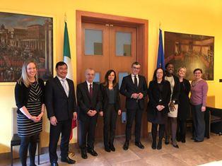 L'ITALIANO A WASHINGTON: ACCORDO PER L'INSEGNAMENTO NELLA CAPITALE USA