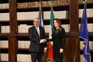FIRMATO A ROMA UN ACCORDO TRA ITALIA E REPUBBLICA DOMINICANA IN MATERIA DI CO-PRODUZIONE CINEMATOGRAFICA