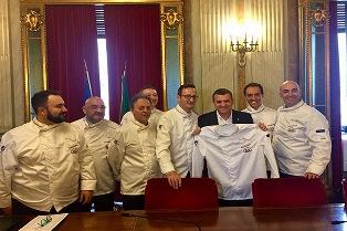 PROTOCOLLO MIPAAFT-FEDERCUOCHI/ CENTINAIO: LA VALORIZZAZIONE DEL SISTEMA ITALIA INIZIA A TAVOLA
