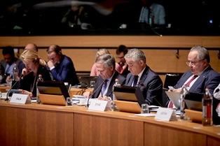 MOAVERO: SOSTEGNO DEL CONSIGLIO AFFARI ESTERI DELL'UE ALLA CONFERENZA PER LA LIBIA DI PALERMO