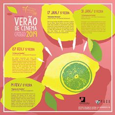 VERÃO DE CINEMA 2019 ALL'IIC DI SAN PAOLO