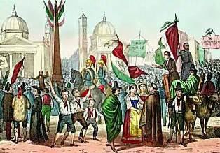 """LA REPUBBLICA ROMANA DEL 1849: A MONACO APPUNTAMENTO CON LA STORIA GRAZIE A """"RINASCITA"""""""