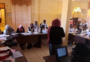 L'AICS IN SUDAN: AL VIA I CORSI DI FORMAZIONE PER IL PERSONALE PARAMEDICO DEI CENTRI DI SALUTE