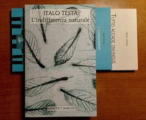 L'INDIFFERENZA NATURALE: ITALO TESTA ALL'IIC DI SYDNEY