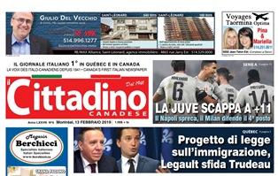 STRETTA SULL'IMMIGRAZIONE, LEGAULT SFIDA TRUDEAU – di Vittorio Giordano