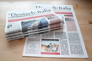 DALLA RETE ALLA CARTA: INIZIA LA NUOVA AVVENTURA DEL DEUTSCH-ITALIA