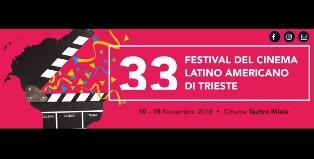 33° FESTIVAL DEL CINEMA LATINOAMERICANO DI TRIESTE: LA PRESENTAZIONE A ROMA