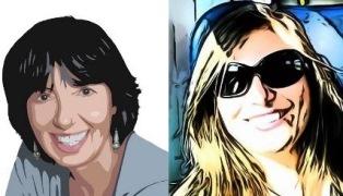 SETTIMANA DELLA LINGUA AL FEMMINILE IN CANADA CON ANNAMARIA TESTA E ANNALISA ANDREONI