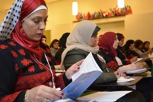 EDUCAZIONE DELL'INFANZIA: L'APPROCCIO DI REGGIO EMILIA DIVENTA UNA RISORSA PER LE SCUOLE PALESTINESI
