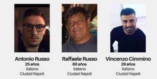 MERLO INCONTRA I FAMILIARI DEI CONNAZIONALI SCOMPARSI IN MESSICO NEL GENNAIO DEL 2018