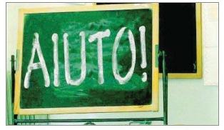 LA SCURE DEL GOVERNO SI ABBATTE SULL'ITALIANO: TAGLIO AI FONDI DEL TCDSB - Mariella Policheni
