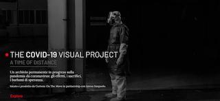 THE COVID-19 VISUAL PROJECT: ONLINE LA PIATTAFORMA ARTISTICA MULTIMEDIALE CHE NARRA DEL LOCKDOWN