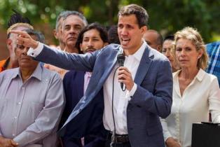 MERLO: PREOCCUPATO PER LA SICUREZZA DEL PRESIDENTE DEL PARLAMENTO VENEZUELANO