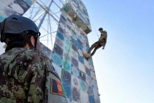 AFGHANISTAN: CONCLUSO IL CORSO DI MOUNTAIN WARFARE TENUTO DAI MILITARI ITALIANI