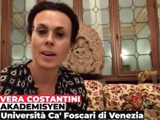 """DA QUARANTENA A """"QARANTINA"""": PAROLE VENEZIANE 'MIGRATE' IN TURCO/ VERA COSTANTINI (CA' FOSCARI) """"OSPITE"""" DELL'IIC DI ISTANBUL"""