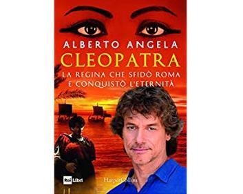 """ALBERTO ANGELA A VENEZIA CON IL SUO LIBRO """"CLEOPATRA. LA REGINA CHE SFIDÒ ROMA E CONQUISTÒ L'ETERNITÀ"""""""