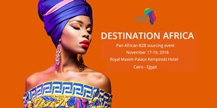 DESTINATION AFRICA: CNA FEDERMODA IN EGITTO