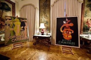 """CAMPARI, ART IN A BOTTLE: ALL'AMBASCIATA A LONDRA IL SECONDO APPUNTAMENTO CON """"A2B"""""""