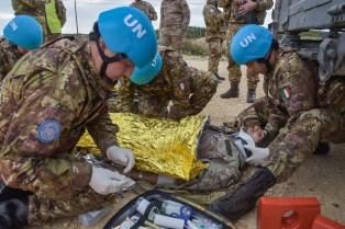 UNIFIL: ADDESTRAMENTO ITALIANO PER LE FORZE ARMATE LIBANESI