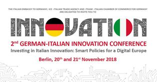 DA DOMANI A BERLINO LA GERMAN-ITALIAN INNOVATION CONFERENCE