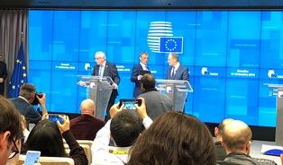 """CONSIGLIO EUROPEO COME CONDOMINIO DI """"PALAZZO EUROPA"""": CONCLUSIONI DELL'ULTIMO VERTICE UE"""