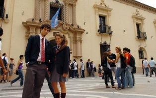 CORDOBA: PARTONO I CORSI DI ITALIANO AL COLLEGIO MONSERRAT