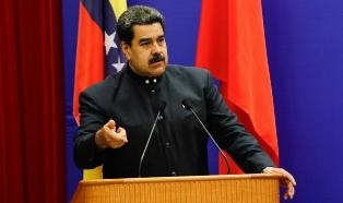 """PRESIDENTE MADURO: """"SI COSPIRA CONTRO IL GOVERNO"""""""
