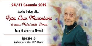 """""""RITA LEVI MONTALCINI, IL CUORE NOBEL DELLE DONNE"""" IN MOSTRA A ROMA"""