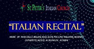 ITALIAN RECITAL: A LONDRA IL RECITAL PATROCINATO DA COMITES E ASSOCIAZIONI