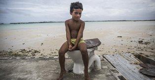 WORLD TOILET DAY/ UNICEF: 4,5 MILIARDI DI PERSONE NON UTILIZZANO BAGNI SICURI E OLTRE 892 MILIONI DI PERSONE DEFECANO ALL'APERTO