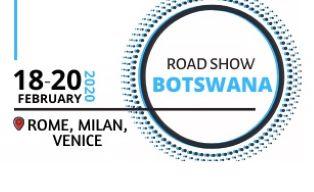 IN ITALIA IL ROADSHOW BOTSWANA PROMOSSO DA UNIDO ITPO ITALY