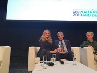 BRUXELLES: EPIC PREMIA IL GARANTE EUROPEO DELLA PRIVACY GIOVANNI BUTTARELLI