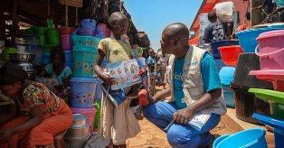 UNICEF: CONTINUANO GLI ATTACCHI AI CENTRI DI CURA PER L'EBOLA IN REPUBBLICA DEMOCRATICA DEL CONGO