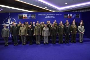 IL GENERALE GRAZIANO A VARSAVIA PER LA CONFERENZA NATO