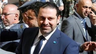 GOVERNO LIBANESE/ CONTE: UNO SVILUPPO CHE CONTRIBUIRÀ ALLA STABILITÀ DEL PAESE