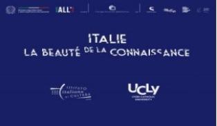 """A LIONE VISITA GUIDATA """"ITALIA: LA BELLEZZA DELLA CONOSCENZA"""""""