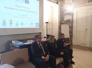 CROSS THE GAP: LANCIATO A BITONTO IL PROGETTO FINANZIATO DAL PROGRAMMA INTERREG V-A GRECIA-ITALIA 2014-2020