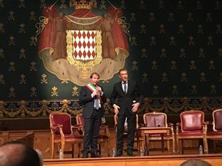 """MONTECARLO: GREGGIO (COMITES) MODERATORE DEL CONVEGNO DEI PAESI """"BANDIERA ARANCIONE"""""""