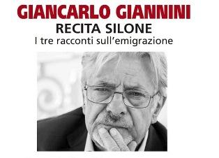 I TRE RACCONTI DELL'EMIGRAZIONE: GIANCARLO GIANNINI RECITA IGNAZIO SILONE