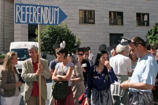 INTERSCAMBIO ITALO-SVIZZERO PER MIGLIORARE LA DEMOCRAZIA DIRETTA – di Renat Kuenzi