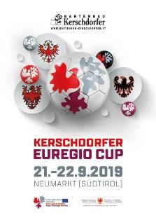 "KERSCHDORFER EUREGIO CUP: A EGNA AL VIA ""CALCIO SENZA FRONTIERE"""