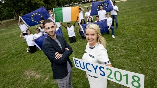 EUCYS 2018: STUDENTI ITALIANI A DUBLINO PER LA 30° EDIZIONE