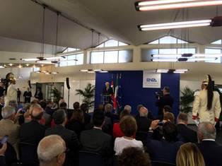 IL PRESIDENTE MATTARELLA VISITA IL CENTRO ENEA CASACCIA, UNO DEI PRINCIPALI CAMPUS DI RICERCA IN EUROPA