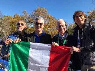 """RAI ITALIA A NEW YORK: IL CONSOLE GENUARDI A """"L'ITALIA CON VOI"""""""