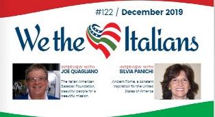 """ONLINE IL NUOVO NUMERO DI """"WE THE ITALIANS"""""""