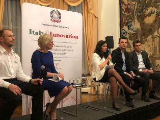 "INVESTING IN SCALEUPS IN ITALY AND IN THE UK: IN AMBASCIATA NUOVO APPUNTAMENTO CON ""ITALY4INNOVATION"""
