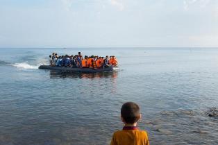 UNICEF: AUMENTANO I MINORENNI MIGRANTI E RIFUGIATI ARRIVATI IN GRECIA